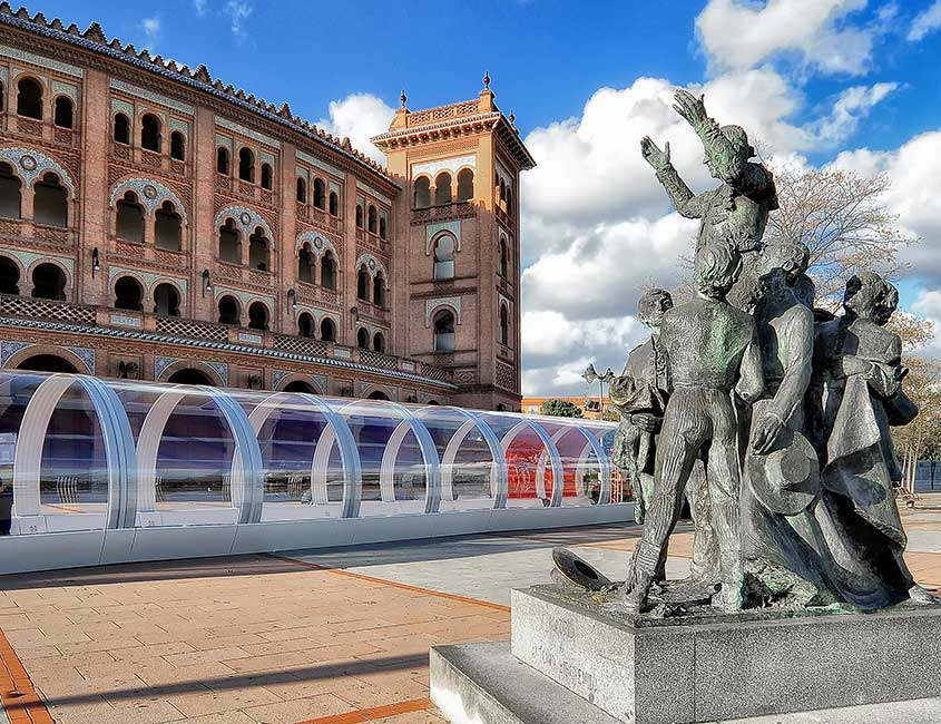 Las-Ventas-in-Madrid