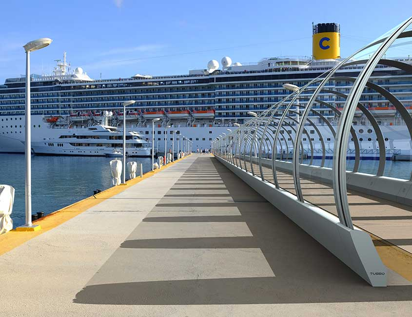 Cruise-Port-Walkways